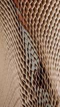 Plancher de coffre en papier EcoSport
