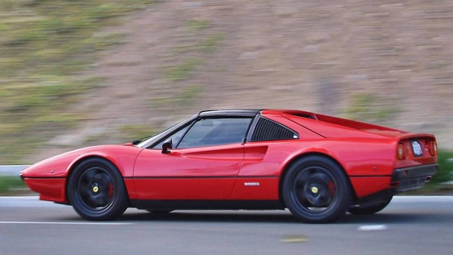 Bu elektrikli Ferrari 308 GTS sizin olabilir