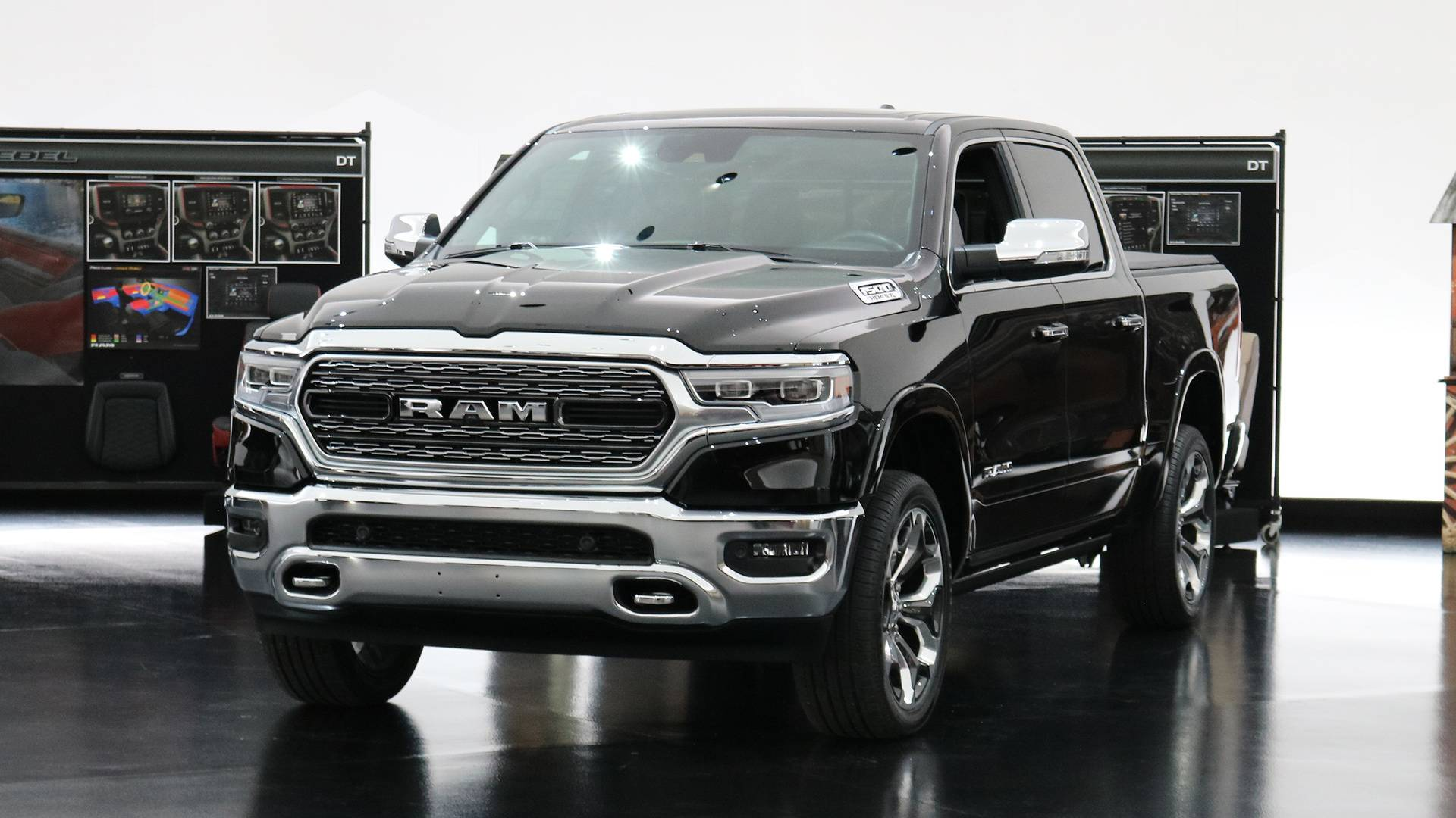 2019 Ram - 12-inch touchscreen vs. the competition - Page 2