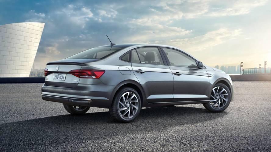 Volkswagen Virtus brasileiro chega ao Peru com motor 1.6 e câmbio AT
