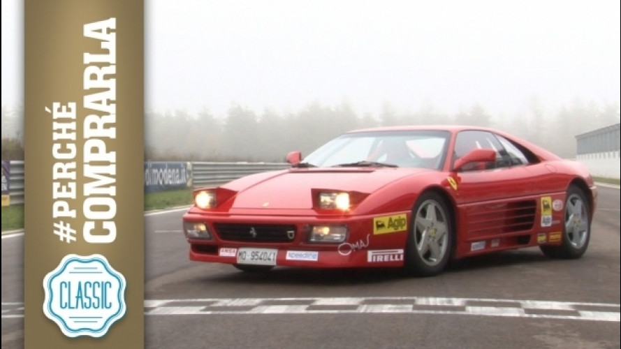 Ferrari 348 Challenge, perché comprarla… Classic [VIDEO]