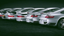 Porsche at top of German image scale after eight years