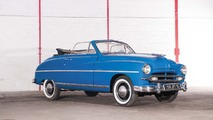 Lot 7 - 1951 Ford Vedette Cabriolet