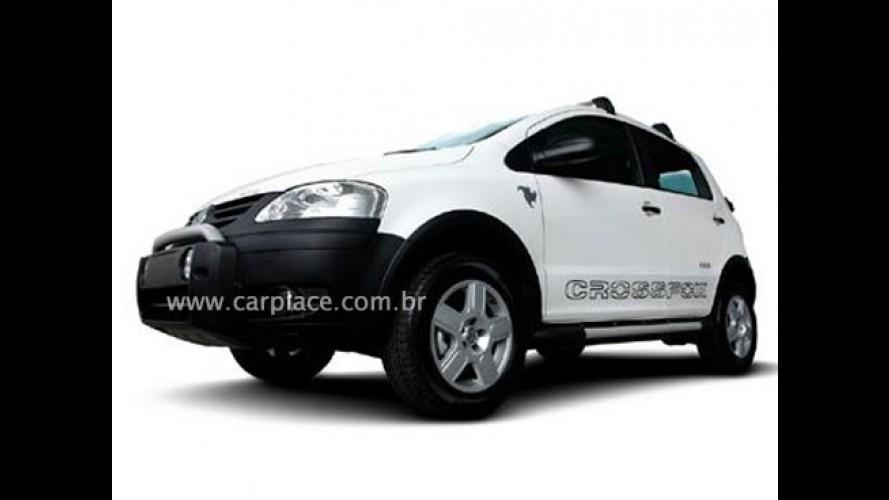 Volkswagen apresenta o CrossFox Alaska em edição limitada