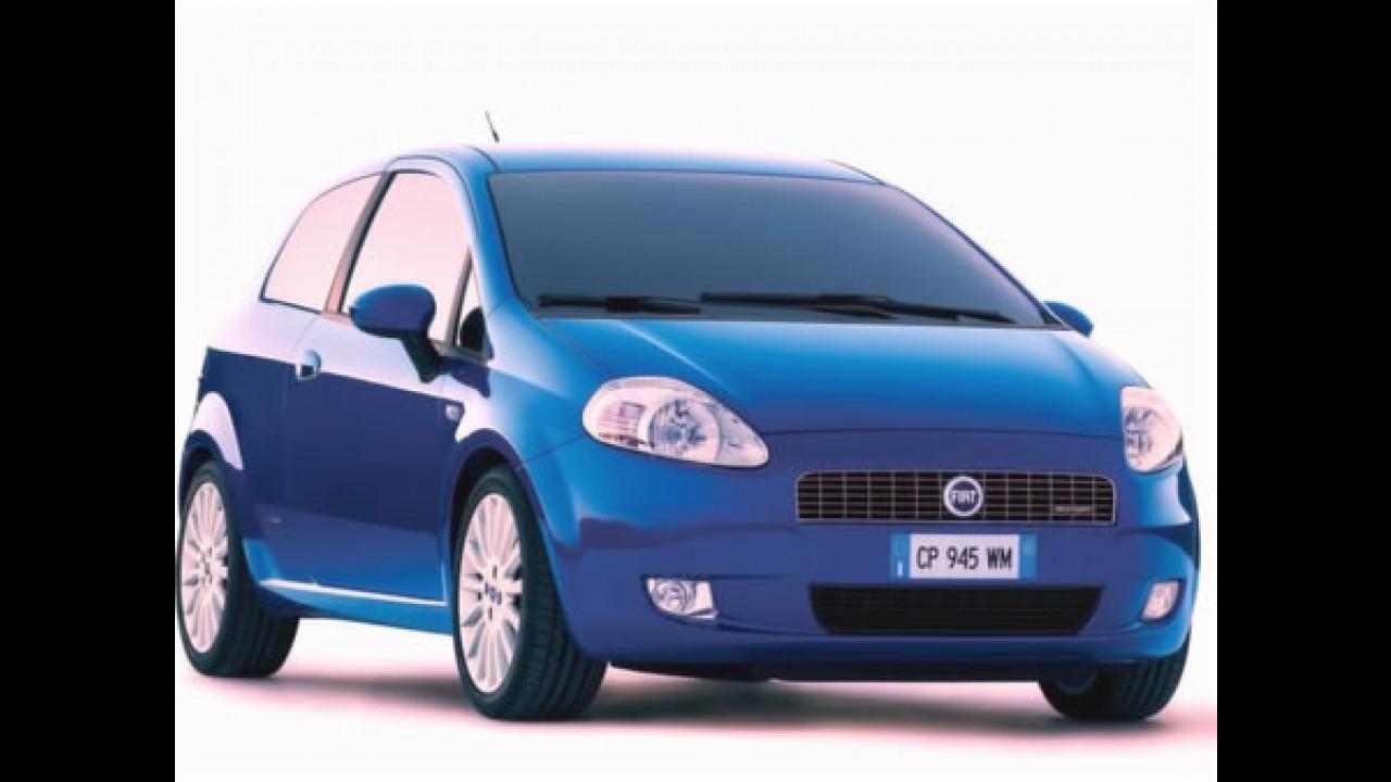 Fiat Punto chega ao Brasil em agosto