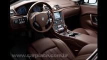 Maserati GranTurismo S Automatic 2010 será destaque no Salão de Genebra