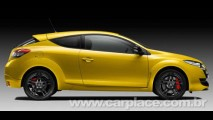 Renault revela o Novo Mégane RS 2010 - Veja as fotos do esportivo de 250cv