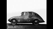 Audi Typ K Stromlinien Versuchswagen