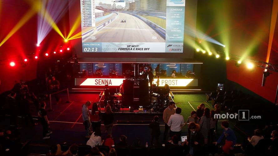 Formula E Race Off