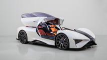 Techrules Ren - 2017 Cenevre Otomobil Fuarı