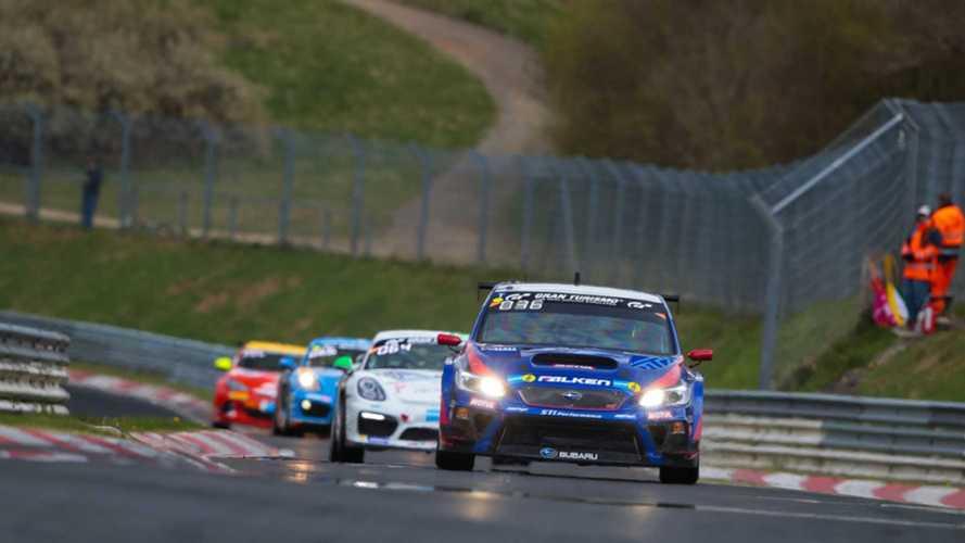24 Heures du Nürburgring - La Subaru WRX SP3T