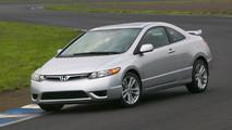 2006 Honda Civic Si coupe