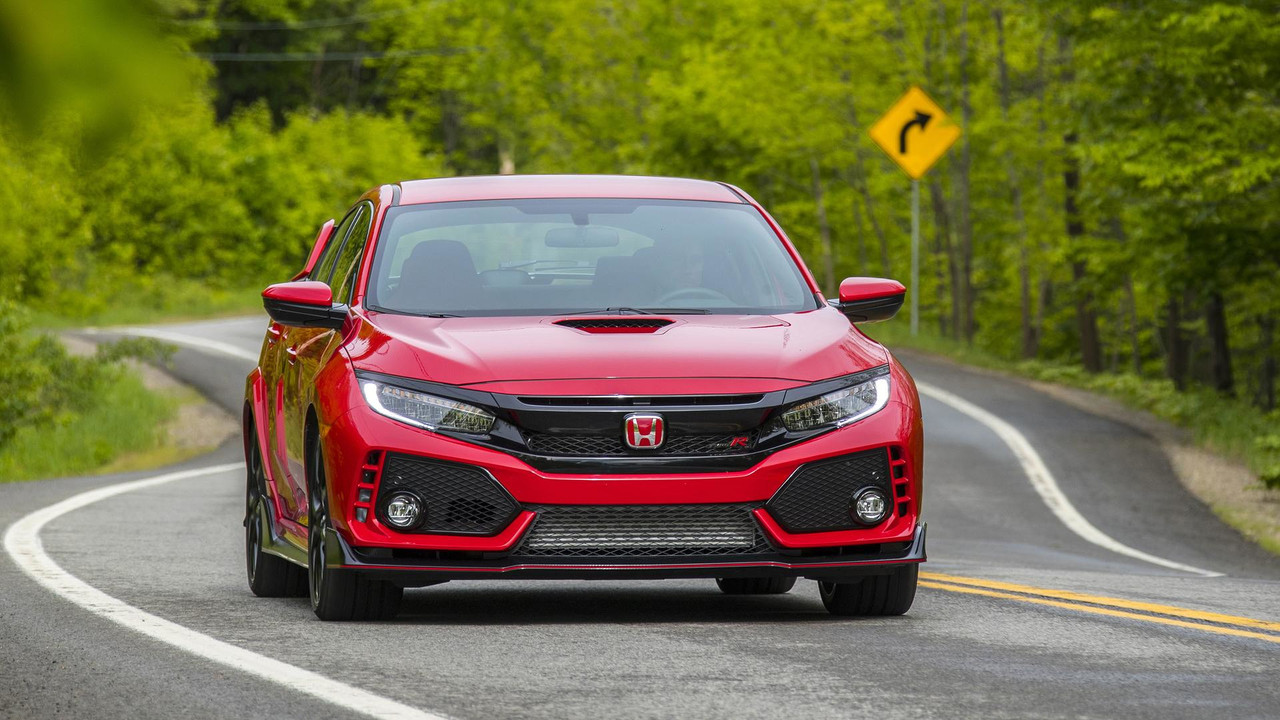 2017 honda civic type r first drive boy racer all grown up. Black Bedroom Furniture Sets. Home Design Ideas