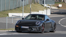 Mystery Porsche 911 Spy Photos