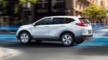 Honda CR-V Hybrid Likely Coming To U.S.