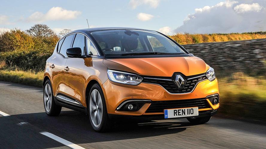 Dízel-elektromos hajtással is rendelhető lesz a Renault Scenic és Grand Scenic