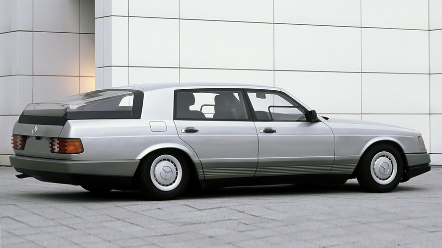 Unuttuğumuz Konseptler: 1981 Mercedes Auto 2000