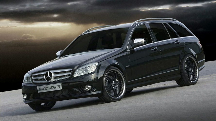 Kicherer get to Work on Mercedes C-Class 320 CDI 4Matic