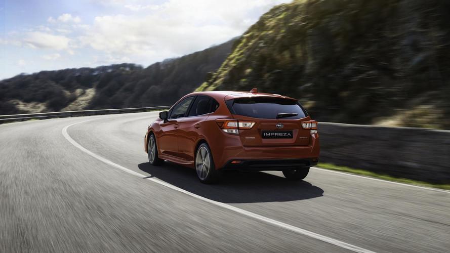 Novedades Subaru en el salón de Frankfurt 2017