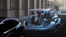 Tesla Model B teaser image