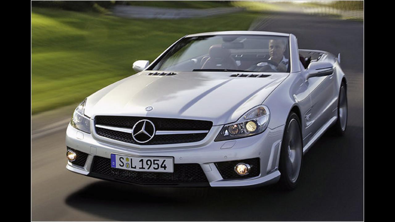 Mercedes-AMG 6,2 Liter