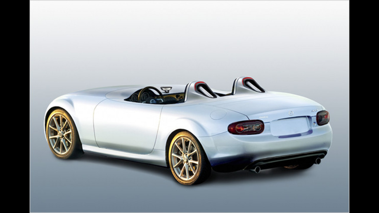 Mazda MX-5 Superlight Version