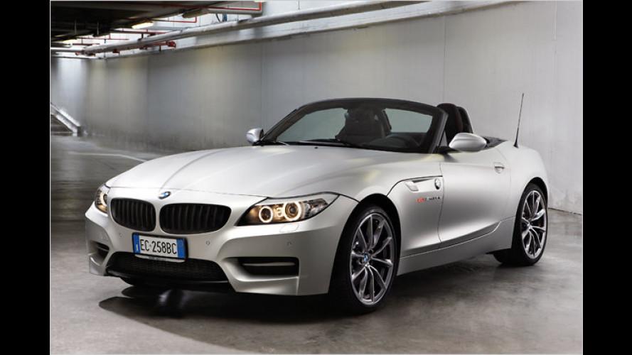 Moderne Nostalgie: BMW Z4 Edizione Limitata Mille Miglia