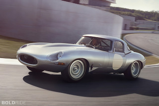 Jaguar E-Type Lightweight is a Stunning Homage Built for Racing [w/Video]