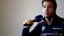 Press Conference- António Félix da Costa, BMW Team Schnitzer, BMW M4 DTM