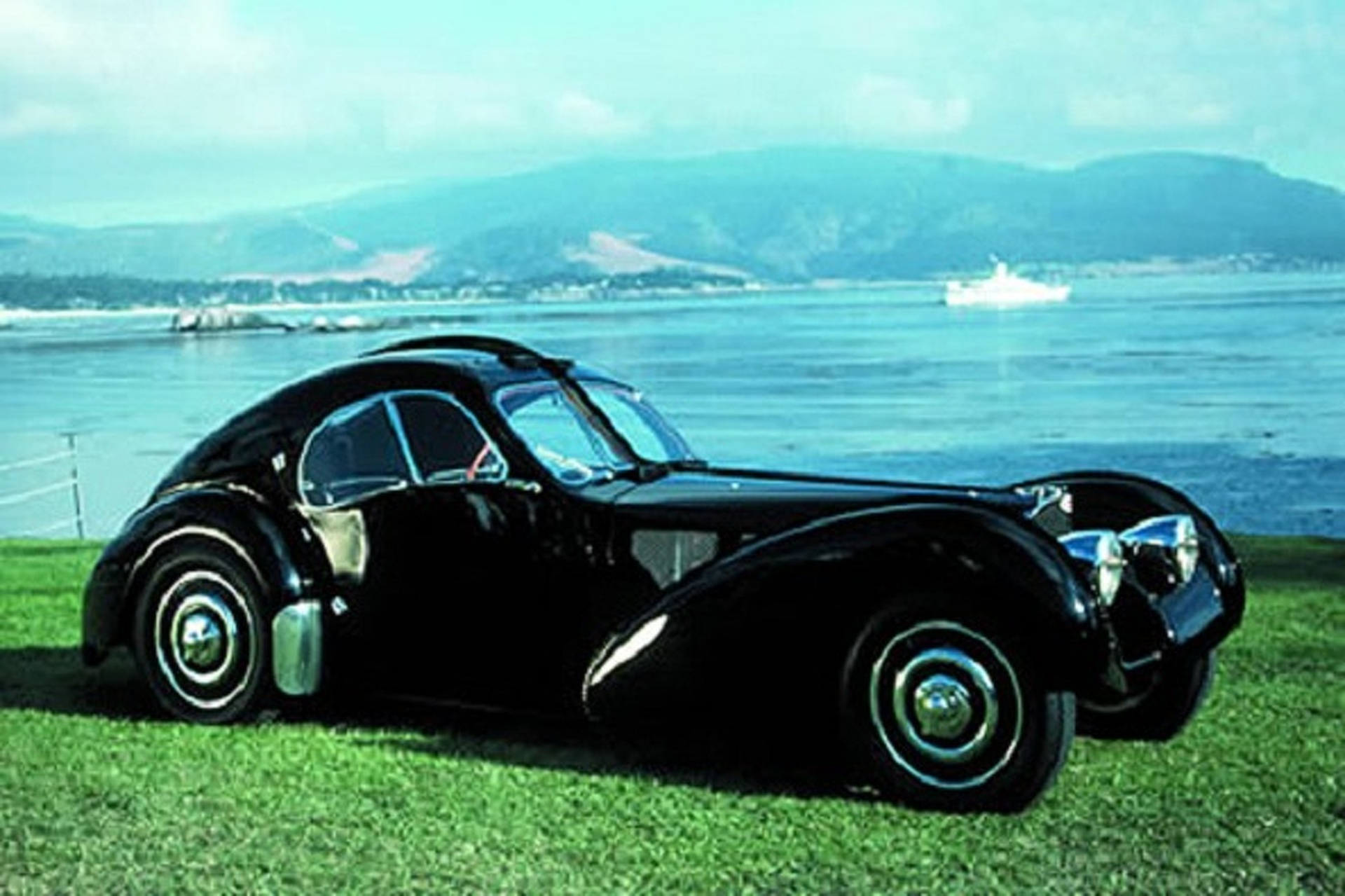 The 5 Most Elegant Past Winners of the Pebble Beach Concours d'Elegance