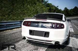 Unveiled: 2013 Ford Mustang RTR Package by Vaugh Gittin