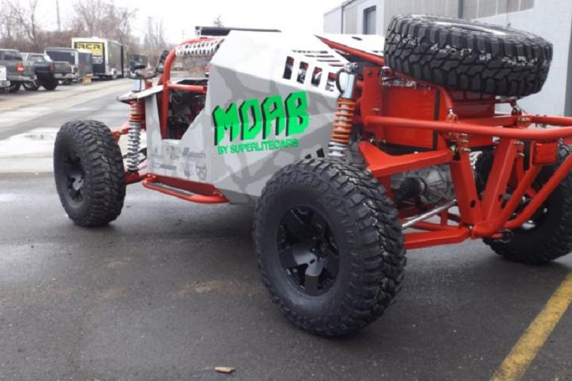 Superlite Moab: The Trophy Truck We've Been Waiting For