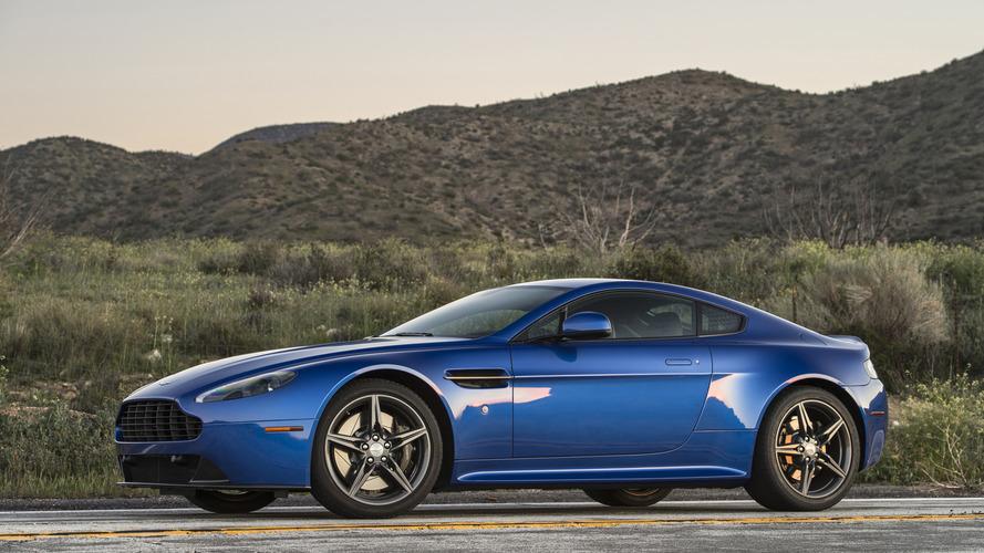 2017 Aston Martin V8 Vantage GTS and V12 Vantage S