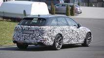 Audi RS4 Avant spy photos