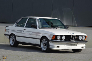 Be Different: Drive This Rare Alpina B6 2.8