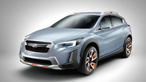 Subaru XV Concept previews next Crosstrek in Geneva