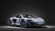 McLaren 675LT Spider arrives in Geneva as sold-out model