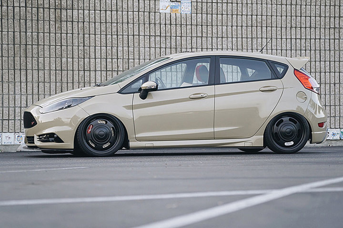 This eBay Ford Fiesta ST is One Slick SEMA Show Car