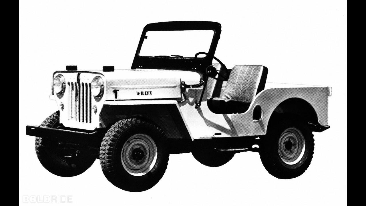 Jeep CJ-3B
