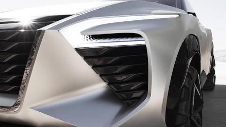Máris megérkezett az első fotó a Nissan CUV tanulmányáról