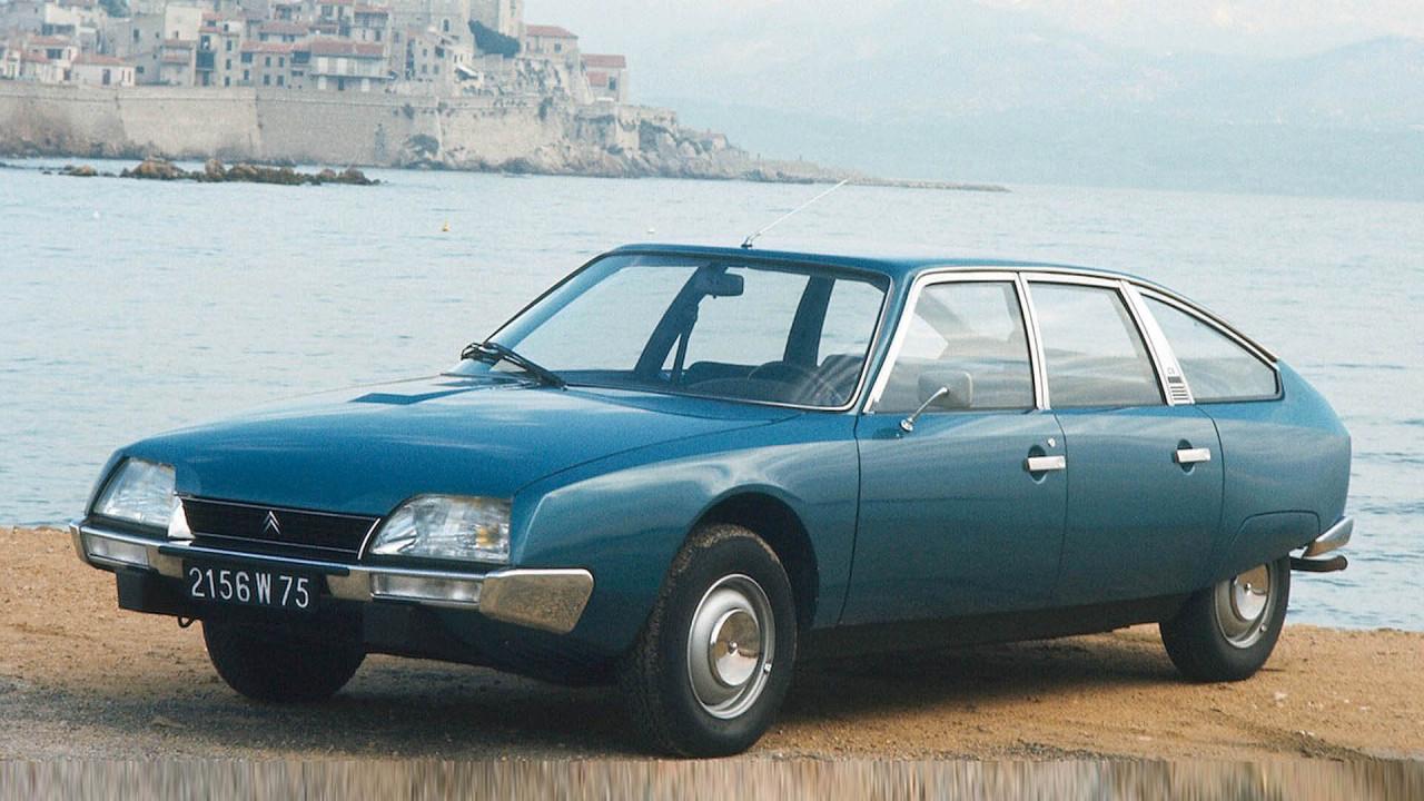 1975: Citroen CX