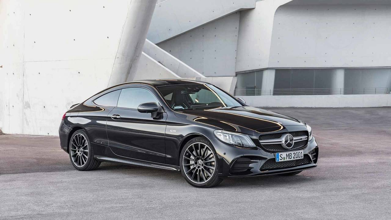 2019 mercedes benz c class coupe photo for Mercedes benz c class pictures