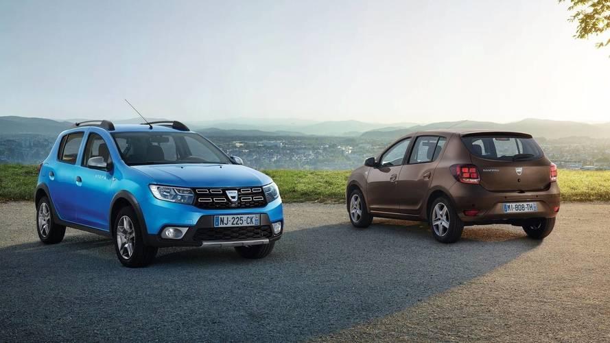 La Dacia Sandero a conquis le cœur des Français en 2017