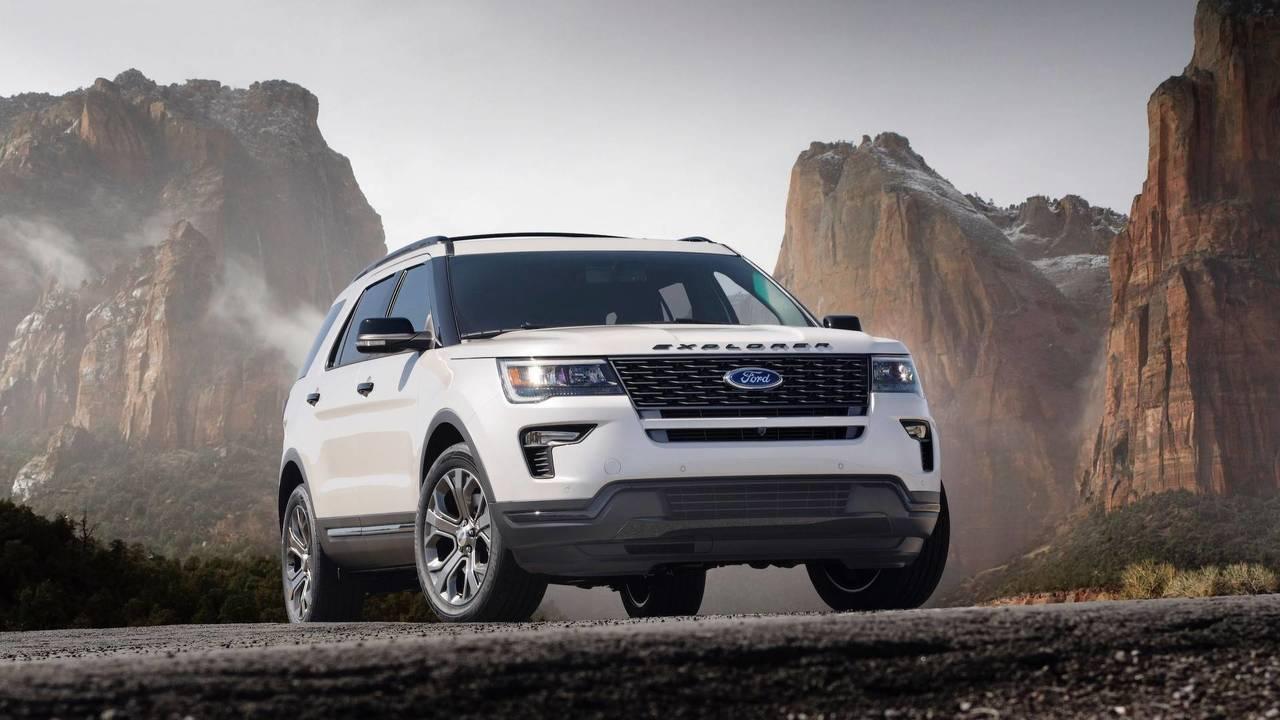 15. Ford Explorer: 238,056 Units