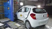 2017 Euro NCAP last crash test