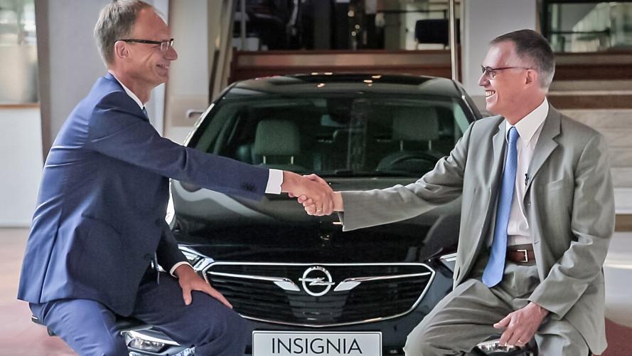 Opel, da oggi entra nel gruppo PSA