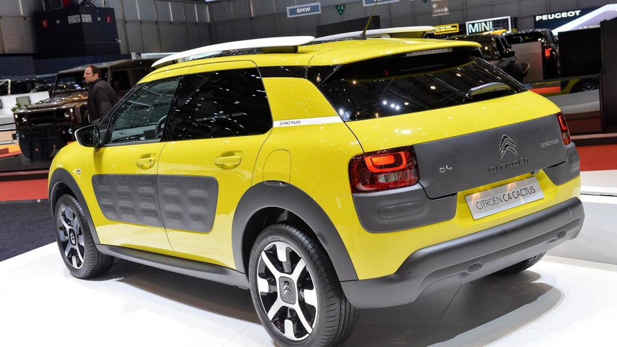 Citroen slaps attractive 13,950 EUR price tag on C4 Cactus in France