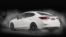 Mazda3 with Kuroi package