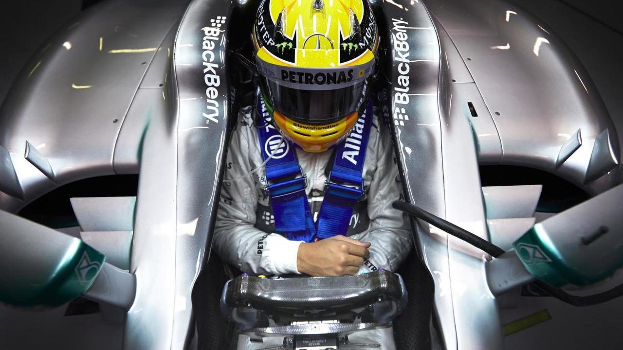 Lewis Hamilton 12.05.2013 Spanish Grand Prix