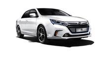 BYD Qin hybrid